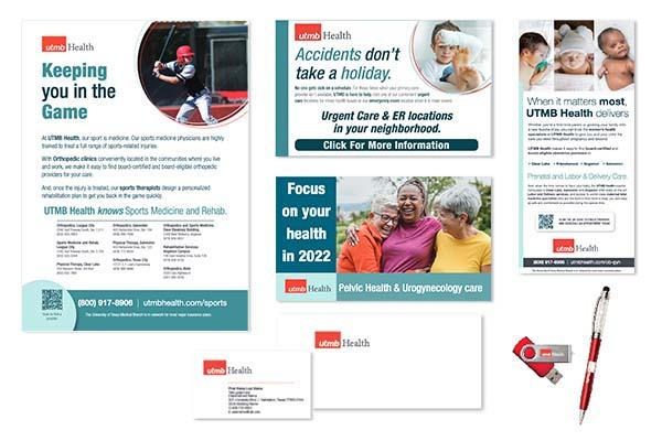 UTMB Health Print and Presentation